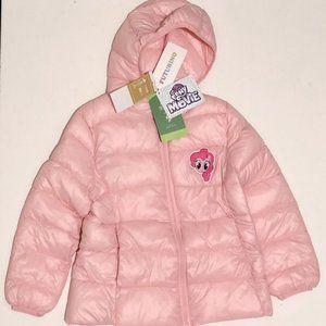 Brand new Licensed My Little Pony Warm Jacket